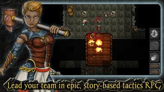 Heroes of Steel RPG screenshot 2