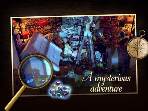 Hidden Object: Peter & Wendy in Neverland (FULL) screenshot 10