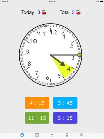 Fan Clock (Teaches How To Read The Clock) screenshot 7