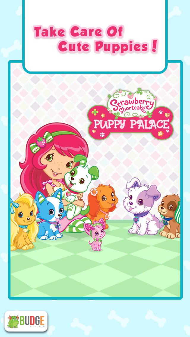 Strawberry Shortcake Puppy Fun screenshot 1