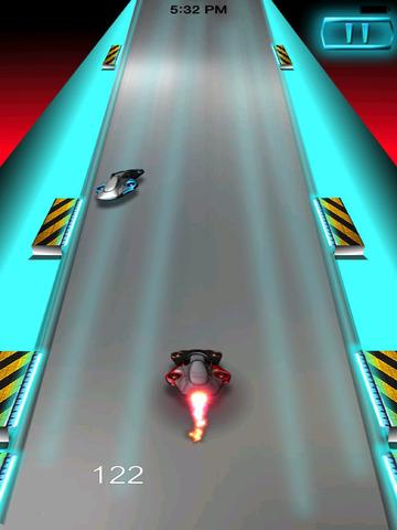 Air Car Police Chase screenshot 7