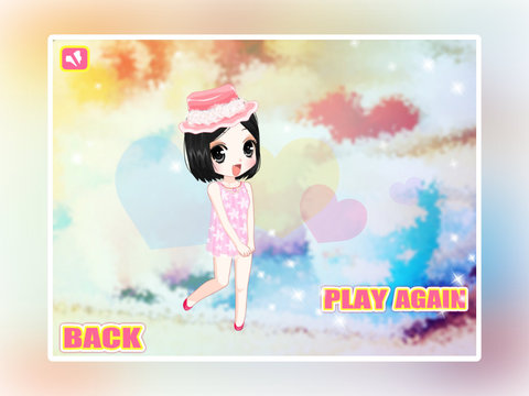 Peach And Pink Style screenshot 7