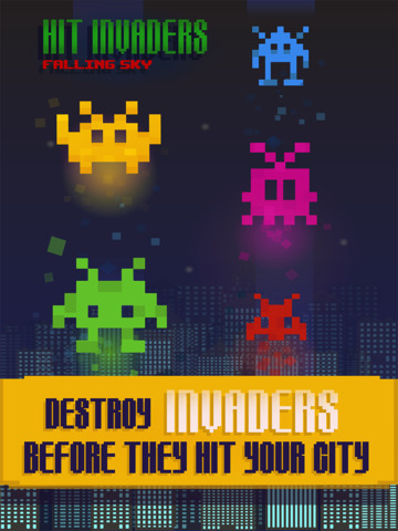 Hit Invaders screenshot 7