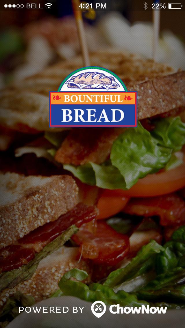 Bountiful Bread screenshot 1