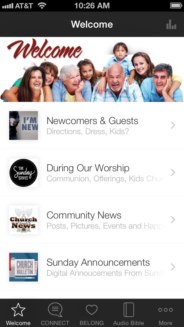 CommunityChurch.tv screenshot 1