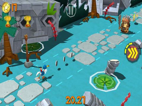 Cartoon Survivor - Jurassic Adventure Runner screenshot 10