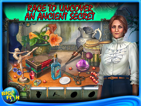Haunted Halls: Nightmare Dwellers HD - A Hidden Objects Mystery Game screenshot 2