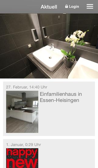 Fliesen May GmbH screenshot 1