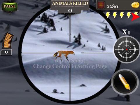 Deer Hunt African Safari 2015 screenshot 8