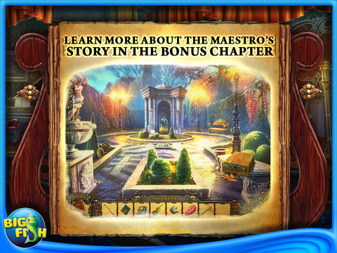 Maestro: Music from the Void HD - A Hidden Objects Puzzle Game screenshot 4