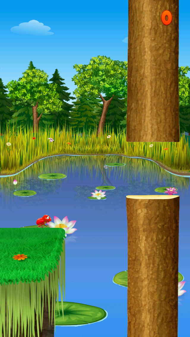 Frog Amazing Run & Jump Game screenshot 3