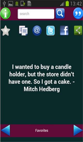 Birthday Quotes screenshot 1
