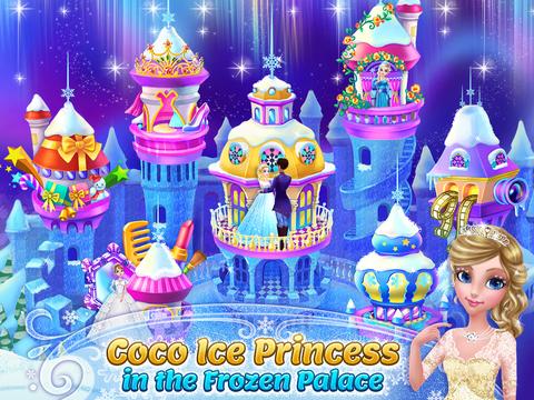 Coco Ice Princess screenshot 6