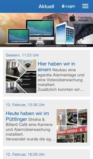 Mai + Schröder it-services screenshot 1