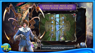 Bridge to Another World: Burnt Dreams - Hidden Objects, Adventure & Mystery (Full) screenshot 3