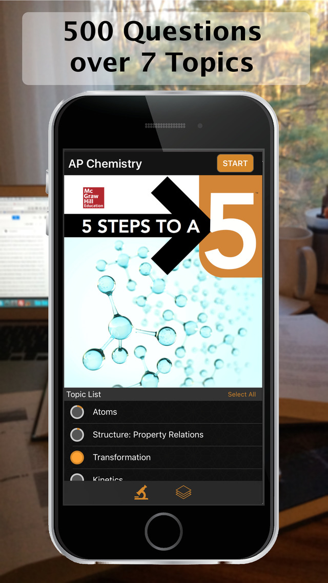 500 AP Chemistry 5 Steps to a 5 Questions to Know by Test Day screenshot 1