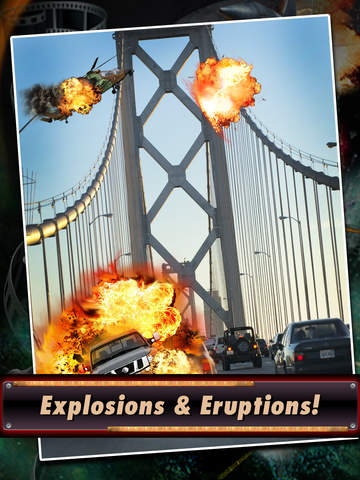 Hollywood Style Movie FX Editor Pro - Create Extreme Action Explosion & Zombie Images screenshot 8