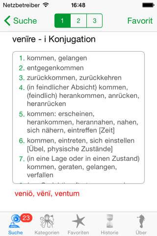 Smaragduplus - Latein Deutsch Wörterbuch - náhled
