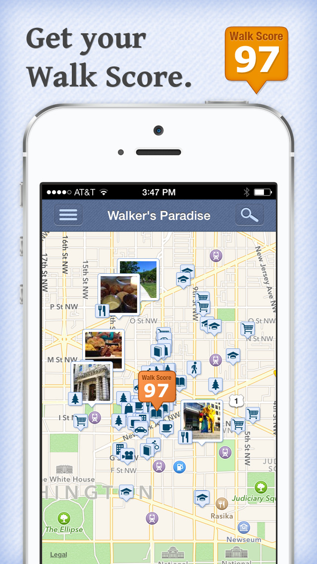 Apartments & Rentals by Walk Score - Find Your Apartment for Rent, Condo, House or Home screenshot 3