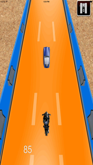 Advance Bike Race Pro - Motorcycle Chase screenshot 4