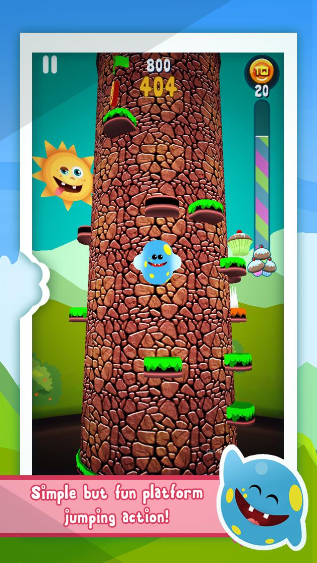 Tasty Tower: Squishy's Revenge screenshot 1