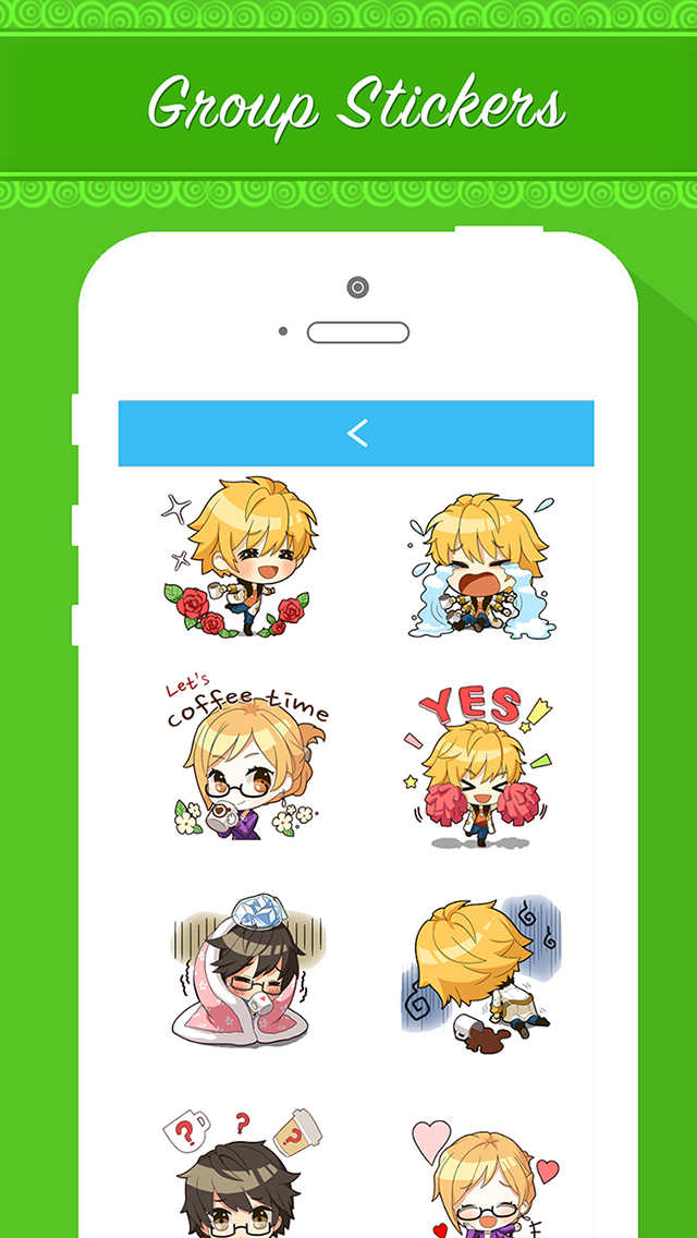 Stickchat - Stickers for WhatsApp and Messenger