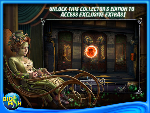 The Agency of Anomalies: The Last Performance HD - A Paranormal Hidden Objects Game screenshot 4
