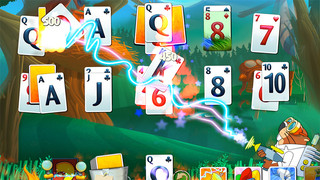 Solitaire Blast – Fairway Card screenshot #2