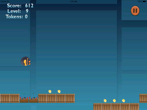 A Ninja Jump Dash PRO screenshot 7