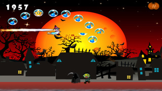 Ghost City Jumper PRO screenshot 3