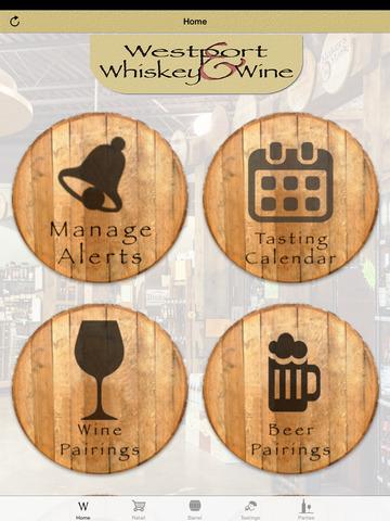 Westport Whiskey & Wine screenshot 6