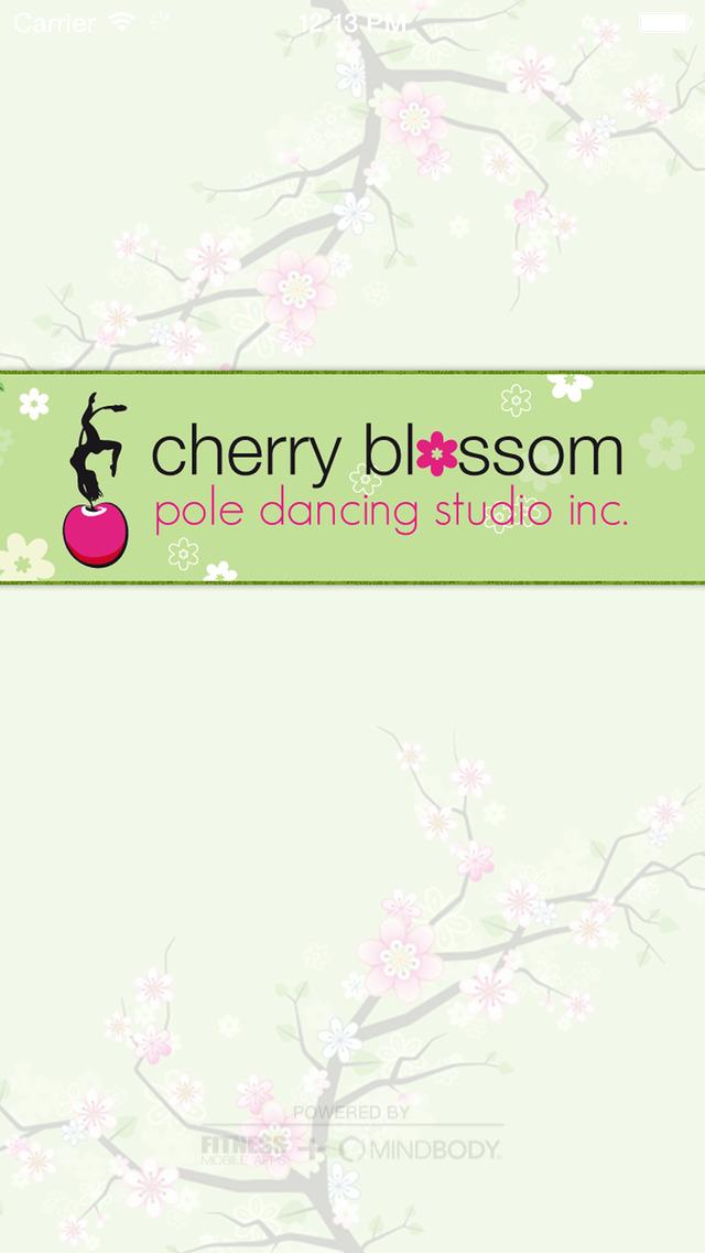 Cherry Blossom Pole Dancing screenshot #1
