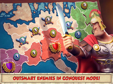 Total Conquest - Online combat and strategy screenshot 9