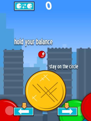 Circle Runner vs Red Ball FREE screenshot 6