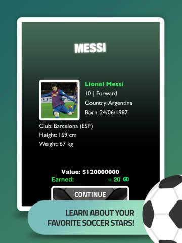 Soccer Players 15 Quiz Manager – guess the football stars and build top eleven fantasy team screenshot 7