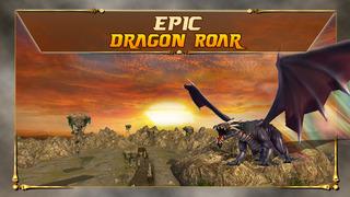 Dragon Flight Simulator 3D screenshot 3