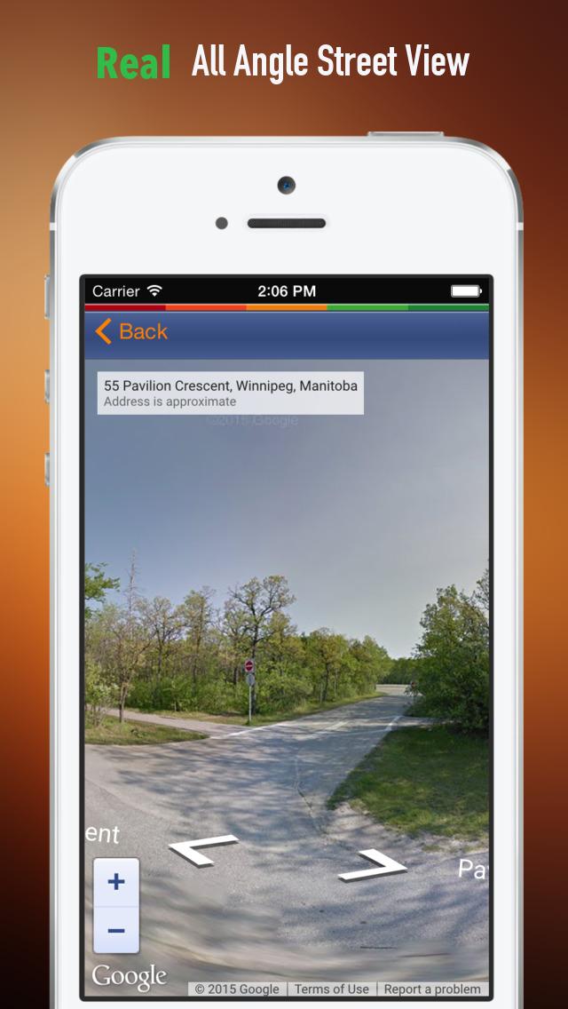 Winnipeg Tour Guide: Offline Maps with Street View and Emergency Help Info screenshot 4