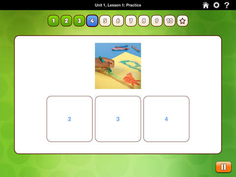 HMH English Learner Assessment Practice Grade K screenshot 4
