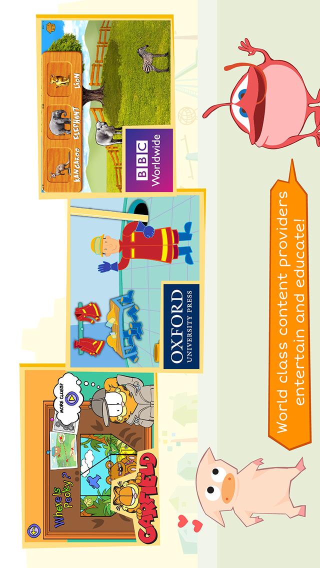 Joy Sprouts - Kids Preschool Education screenshot 2