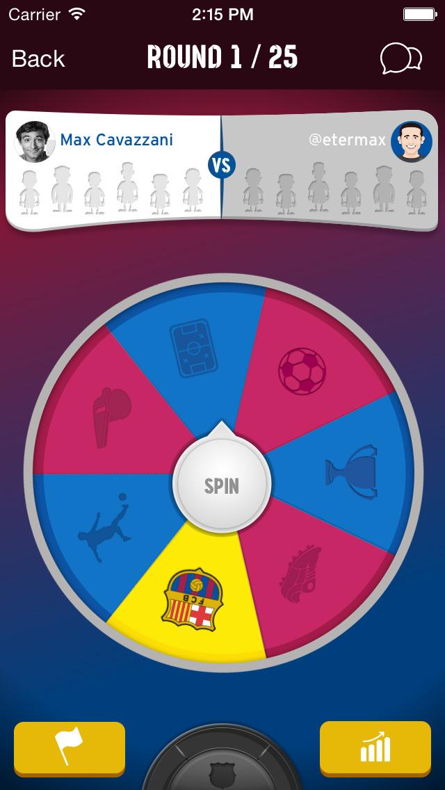 FC Barcelona Trivia Fans (Ad Free) screenshot 5