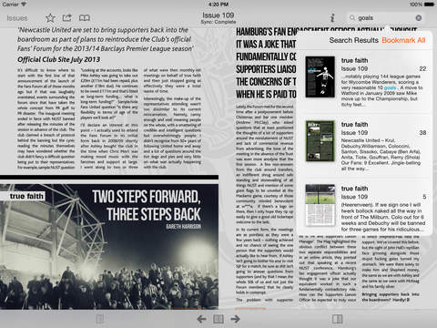 true faith magazine screenshot 9