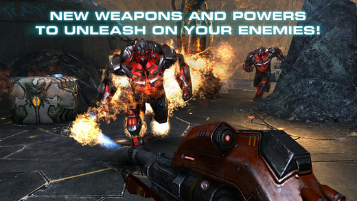 Game NOVA 3 Freedom Edition v1.0.1d Hack Full Cho Android