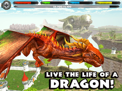 World of Dragons: Dragon Simulator screenshot 6