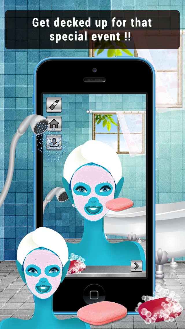 Alien Spa & Makeup Salon screenshot 4