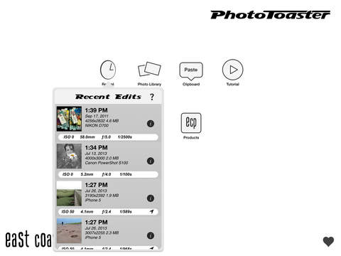 PhotoToaster - Photo Editor, Filters, Effects and Borders screenshot 10