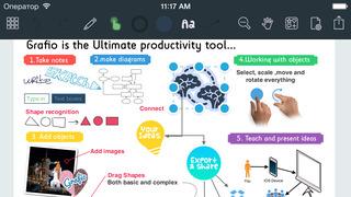 Grafio 4 - Diagram Maker screenshot 1
