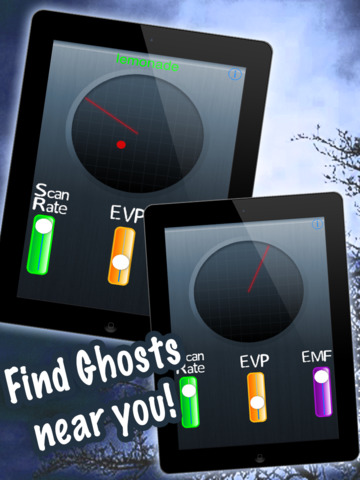 Ghost Detector Free - The Free Paranormal Scanner screenshot 8