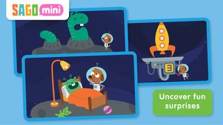 Sago Mini Space Explorer screenshot 3
