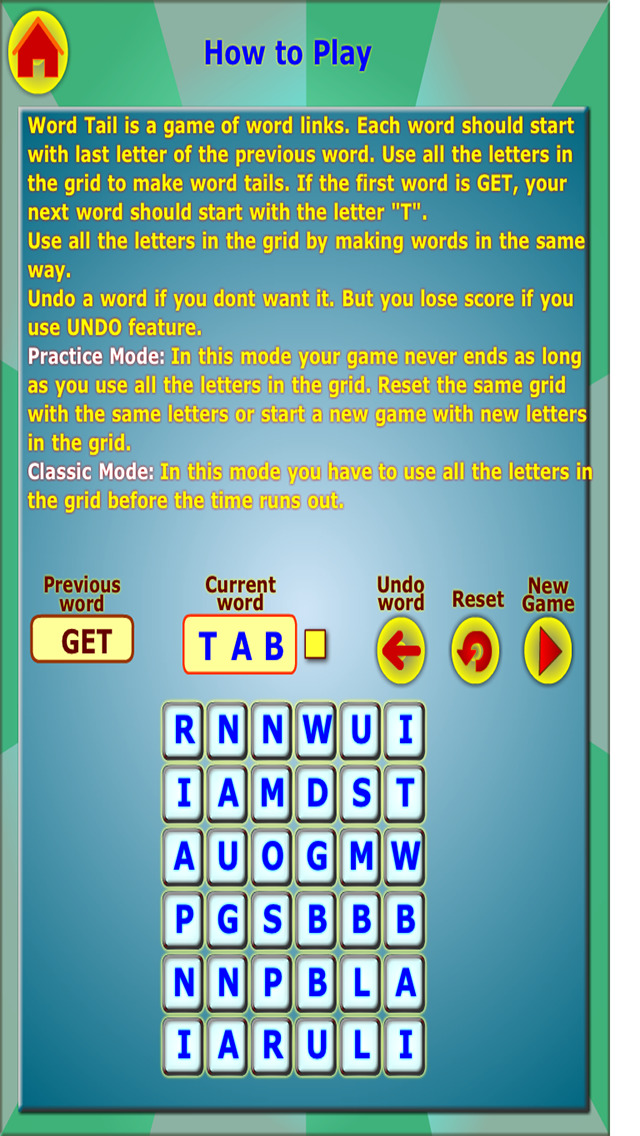 Word Tails HD screenshot 3
