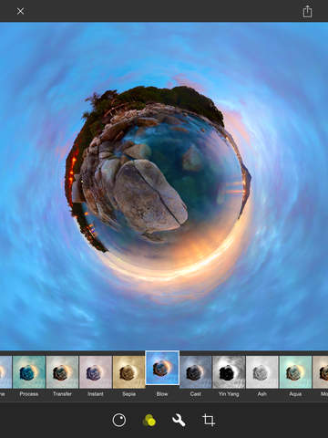 Living Planet - Tiny Planet Videos and Photos screenshot 8